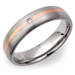 Unique Titanium Rings Menu